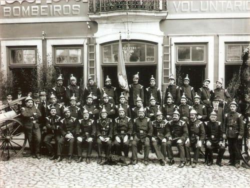 A criação da Real Associação dos Bombeiros Voluntários de Braga